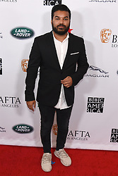 September 15, 2018 - Beverly Hills, California, USA - ADRIAN DEV attends the 2018 BAFTA Los Angeles + BBC America TV Tea Party at the Beverly Hilton in Beverly Hills. (Credit Image: © Billy Bennight/ZUMA Wire)