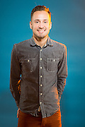 Andrew Gould of Slingshot by Squirrels, Inc. on Friday, Oct. 3, 2014.