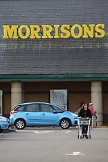 Nov 1 2012 Morrisons Super Market
