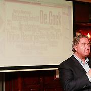 NLD/Amsterdam/20130513 -  Perspresentatie Baantjer, Erwin van Lambaart