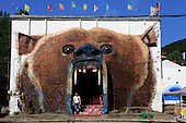 Graffiti Village in China