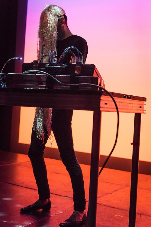 NOCTURNE 2, Musée d'art contemporain de Montréal (MAC), Peder Mannerfelt.