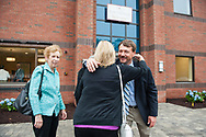 20171008, Sunday, October 8, 2017, Dartmouth, MA, USA; My Brother's Keeper Christian Ministry held a celebration and Mass of Dedication at their sparkling new Reed Road facility in Dartmouth Massachusetts Sunday afternoon October 8, 2017.<br /> <br /> The brand new 23,000 sq. ft. structure is designed to provide ample space for the growing South Coast volunteer community to serve the needs of Fall River, New Bedford and all South Coast residents in need. <br /> <br /> The Mass of Dedication was led by principal celebrant Most Rev. Edgar M. da Cunha, S.D.V., D.D., Bishop of Fall River and joined by a host of clergy and hundreds of members of the My Brother's Keeper family. <br /> <br /> ( 2017 © lightchaser photography )