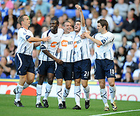 St Andrews Ground Birmingham City v Bolton Wanderers  (1-2)  Premier League 26/09/2009<br />