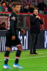 23-11-2019 NED: FC Utrecht - AZ Alkmaar, Utrecht<br /> Round 14 / Coach John van den Brom