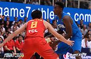 DESCRIZIONE: Trento Trentino Basket Cup - Italia Cina<br /> GIOCATORE: Abass Awudu Abass<br /> CATEGORIA: Nazionale Maschile Senior<br /> GARA: Trento Trentino Basket Cup - Italia Cina<br /> DATA: 18/06/2016<br /> AUTORE: Agenzia Ciamillo-Castoria