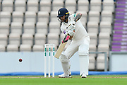 Gareth Berg of Hampshire during the Specsavers County Champ Div 1 match between Hampshire County Cricket Club and Worcestershire County Cricket Club at the Ageas Bowl, Southampton, United Kingdom on 13 April 2018. Picture by Graham Hunt.