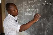 Elisha Ayibasiya is a teacher at Tonga Junior High School, Ghana.