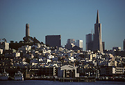 San Francisco Skyline, San Francisco, California