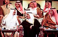 Abdullah bin Abdul-Aziz, Fahad bin Abdul-Aziz, Salman bin Abdul-Aziz,