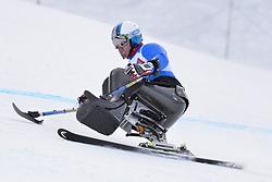 MICHIELETTO Manuel LW11 ITA at 2018 World Para Alpine Skiing World Cup, Veysonnaz, Switzerland