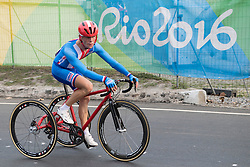 CZE, Cycling, Time-Trial, T1-2 at Rio 2016 Paralympic Games, Brazil