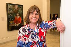 JUNE 03 2013 Unveiling of Julia Donaldson Portrait