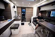 2015 The Cycling Podcast Visit Sir Dave Brailsford in his motorhome July 10th