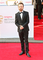 Aaron Paul, Arqiva British Academy Television Awards - BAFTA, Theatre Royal Drury Lane, London UK, 18 May 2014, Photo by Richard Goldschmidt