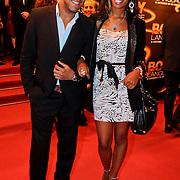 NLD/Amsterdam/20111004 - Premiere Body Language, Jasmine Sendar en ...........