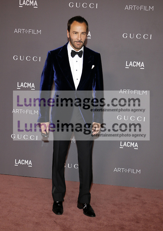 Tom Ford at the 2017 LACMA Art + Film Gala held at the LACMA in Los Angeles, USA on November 4, 2017.
