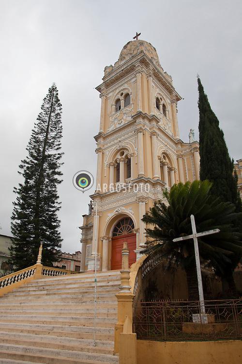 Igreja Matriz de Triunfo-PE / The church of Triunfo, a historic town in Pernambuco, Brazil.