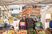 Carol and Dan of Radical Roots Farm