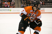 RIT's Brad McGowan during a game at the Gene Polisseni Center on Saturday, October 4, 2014.