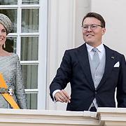 NLD/Den Haag/20170919 - Prinsjesdag 2017, Prinses Laurentien en Prins Constantijn