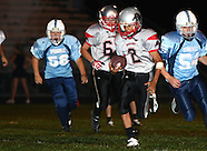 Football 2011 Sabers Midgets vs Springville Bills