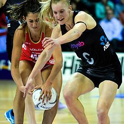 30,08,2017 Quad Series Netball - NZ Silver Ferns v England Roses,
