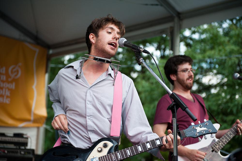 Ezra Furman at the inaugural Square Roots Festival
