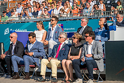 15-07-2018 NED: CEV DELA Beach Volleyball European Championship day 1<br /> Start of the DELA EC Beach Volleyball 2018 / VIP