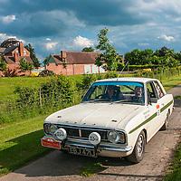 Car 50 Pete Dalton / Rob Faulkner