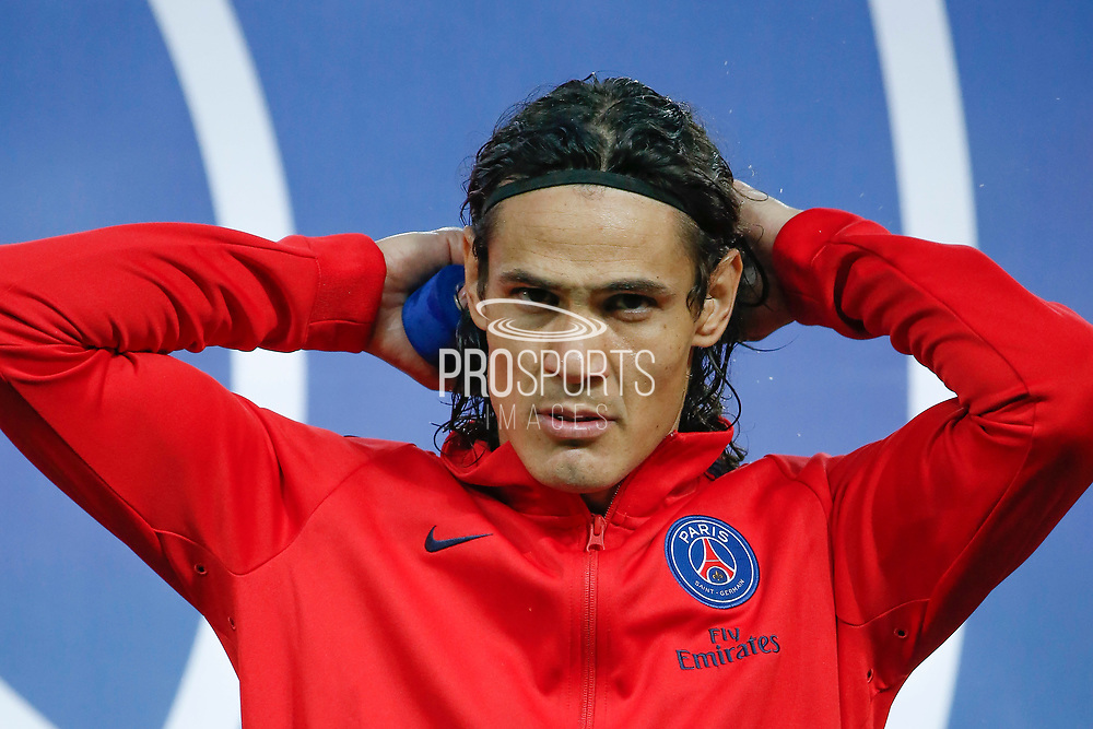 Edinson Roberto Paulo Cavani Gomez (psg) (El Matador) (El Botija) (Florestan) during the French championship L1 football match between Paris Saint-Germain (PSG) and Toulouse Football Club, on August 20, 2017, at Parc des Princes, in Paris, France - Photo Stephane Allaman / ProSportsImages / DPPI