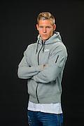 AZ speler Aron Johannsson.
