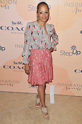 Essence Atkins arrives at Step Up's 14th Annual Inspiration Awards held athe Beverly Hilton in Beverly Hills, CA on Friday, June 2, 2017. (Photo By Sthanlee B. Mirador) *** Please Use Credit from Credit Field ***
