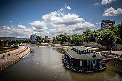 River Nisava, on June 29, 2019 in Nis, Serbia. Photo by Vid Ponikvar / Sportida