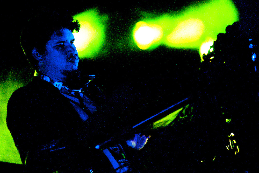 Atlantic City, NJ, October 23, 2010 - Thievery Corporation plays The Borgata in support of Massive Attack's Heligoland tour.