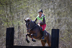 De Beul Morgane (BEL) - Joly's Freedom<br /> Nationale Pony eventing Affligem 2013<br /> © Dirk Caremans