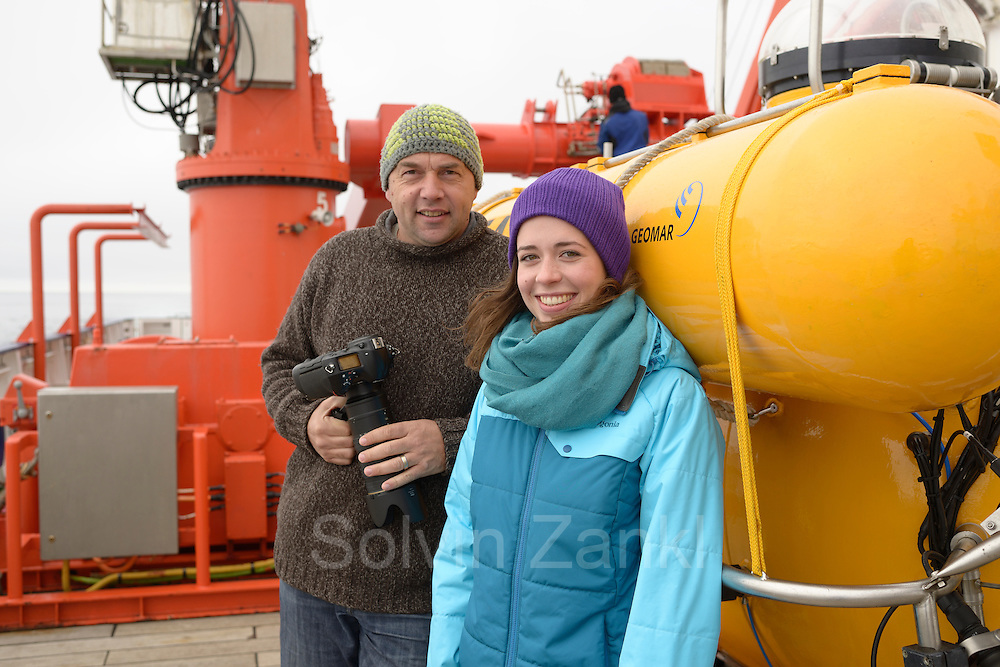 Arctic Ocean, Svalbard, Spitsbergen, Norway | Nordatlantik / Arktischen Ozean, Spitzbergen, Norwegen