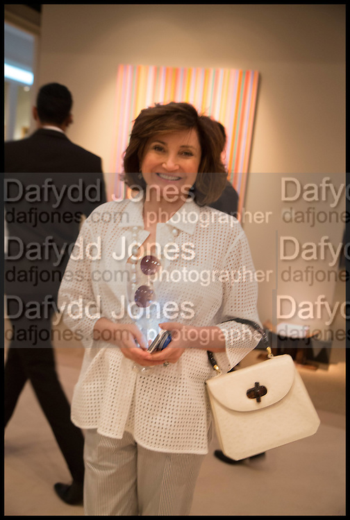 Dorrit Moussaieff  WIFE OF THE PRESIDENT OF ICELAND, Masterpiece London 2014 Preview. The Royal Hospital, Chelsea. London. 25 June 2014.