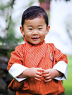 Prince Jigme Of Bhutan - 18months-old