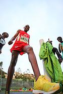 MOSSEL BAY, SOUTH AFRICA - SEPTEMBER 23:   during the PetroSA Marathon hosted by Athletics South Western Districts (SWD) on September 23, 2017 in Mossel Bay, South Africa. (Photo by Roger Sedres/Gallo Images)
