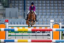 DINIZ Luciana (POR), Lighthouse Girl<br /> Youngster Tor für 7+8jährige Pferde<br /> Aachen - Jumping International 2020<br /> 05. September 2020<br /> © www.sportfotos-lafrentz.de/Stefan Lafrentz