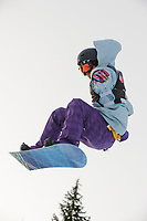 LG SNOWBOARD FIS WORLD CUP, CYPRESS MOUNTAIN, VANCOUVER, BRITISH COLUMBIA, CANADA - Mens Half Pipe , Wancheng Shi (CHN): Photo by Peter Llewellyn