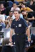 DESCRIZIONE : Madrid Spagna Spain Eurobasket Men 2007 Qualifying Round Italia Lituania Italy Lithuania<br /> GIOCATORE : Carlo Recalcati<br /> SQUADRA : Italia Italy<br /> EVENTO : Eurobasket Men 2007 Campionati Europei Uomini 2007<br /> GARA : Italia Italy Lituania Lithuania<br /> DATA : 08/09/2007<br /> CATEGORIA : Delusione<br /> SPORT : PallacanestroAUTORE : Ciamillo&amp;Castoria/A.Vlachos