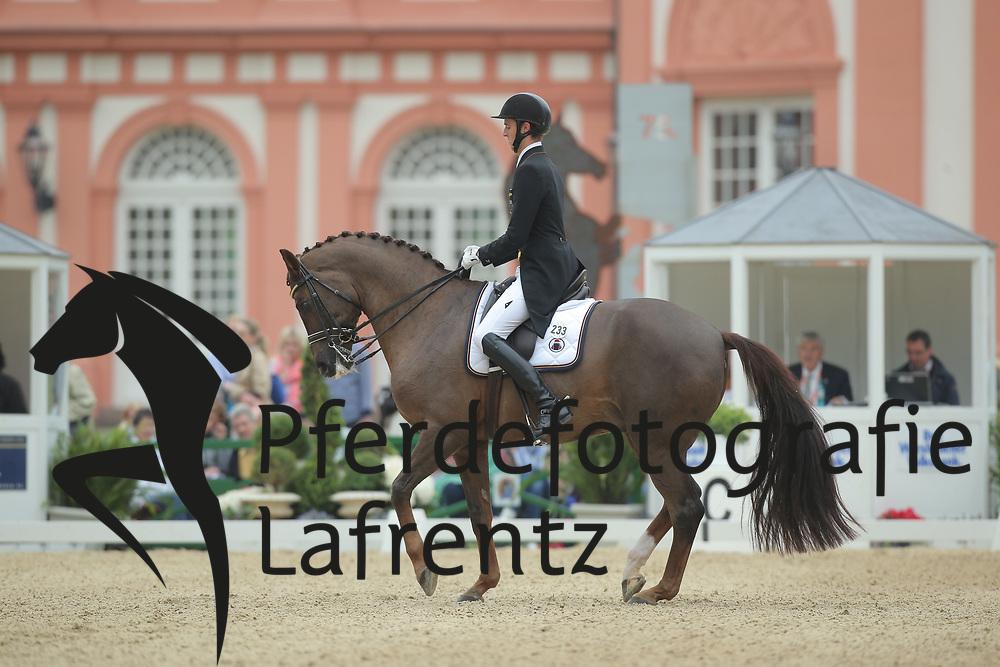 Rothenberger, Sönke, Favourit<br /> Wiesbaden - Pfingstturnier 2015<br /> Grand Prix de Dressage<br /> © www.sportfotos-lafrentz.de/Stefan Lafrentz