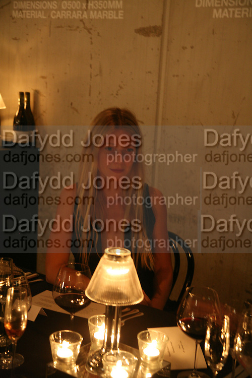 GWYNETH PALTROW, Dinner given by Established and Sons to celebrate Elevating Design.  P3 Space. University of Westminster, 35 Marylebone Rd. London NW1. -DO NOT ARCHIVE-© Copyright Photograph by Dafydd Jones. 248 Clapham Rd. London SW9 0PZ. Tel 0207 820 0771. www.dafjones.com.