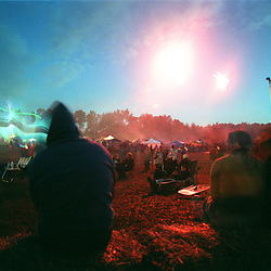 Before federal agents raided the place in 2001, Rainbow Farms Campground was a hippie utopia in southwest Michigan. Twice yearly marijuana legalization festivals festivals they held, called Hemp Aid and Roach Roast, by owners Tom Crosslin and Rolland Rohm. That all ended in 2001 when a standoff between authorities and the owners ended in tragedy. Crosslin and Rohm were both killed by FBI agents after nearly all of the buildings on the property were burned to the ground.