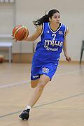 DESCRIZIONE : Roma Basket Amichevole nazionale donne 2011-2012<br /> GIOCATORE : Gorini Gaia<br /> SQUADRA : Italia<br /> EVENTO : Italia Lazio basket<br /> GARA : Italia Lazio basket<br /> DATA : 29/11/2011<br /> CATEGORIA : palleggio<br /> SPORT : Pallacanestro <br /> AUTORE : Agenzia Ciamillo-Castoria/GiulioCiamillo<br /> Galleria : Fip Nazionali 2011<br /> Fotonotizia : Roma Basket Amichevole nazionale donne 2011-2012<br /> Predefinita :