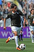 Udine, 08/05/2011.Campionato di calcio Serie A 2010/2011. 36^ giornata..Udinese vs Lazio. Stadio Friuli..Nella Foto: Alvaro Rafael Luengo Gonzalez..Foto di Simone Ferraro