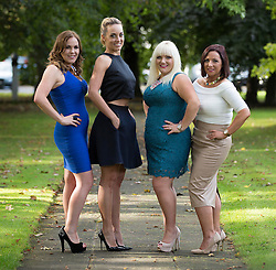 Repro Free: 30/09/2014 <br /> Oeperation Transformation presenters Kathryn Thomas is pictured with Siobhan McKillen, Deirdre O&rsquo;Donovan and Jennifer Bonus, Operation Transformation 2013 leaders as RT&Eacute; put the call out for leaders for the upcoming Operation Transormation 2014. http://www.rte.ie/ot . Picture Andres Poveda