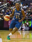 2012 WNBA Basketball (Mystics - Lynx)